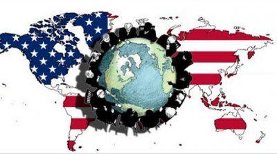 les couleurs de la prétendue mondialisation ?