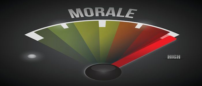 La morale n'obéit à absolument aucune règle quantitative...