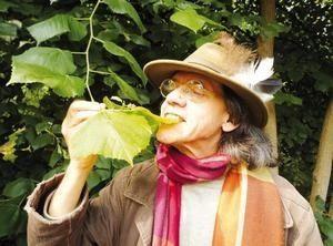 la nature c'est un garde-manger direct...