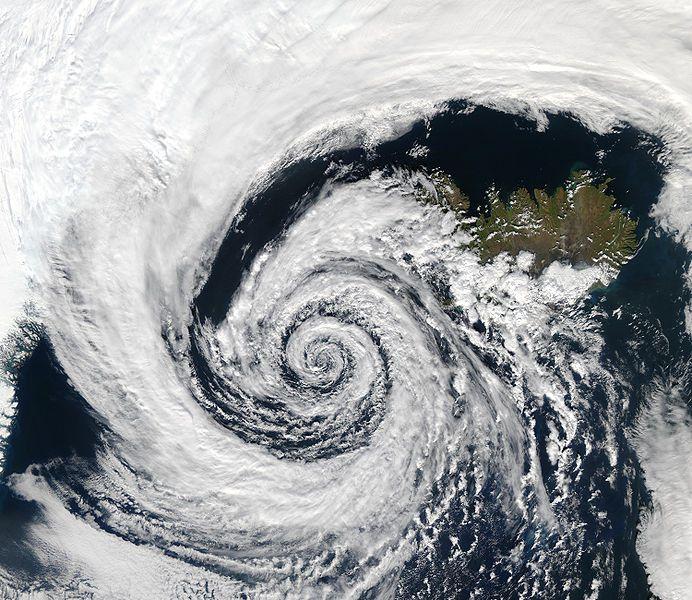 La spirale se rencontre partout dans l'univers
