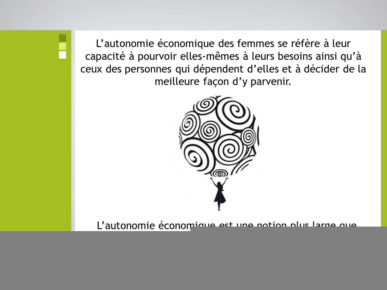 l'autonomie expliquée...