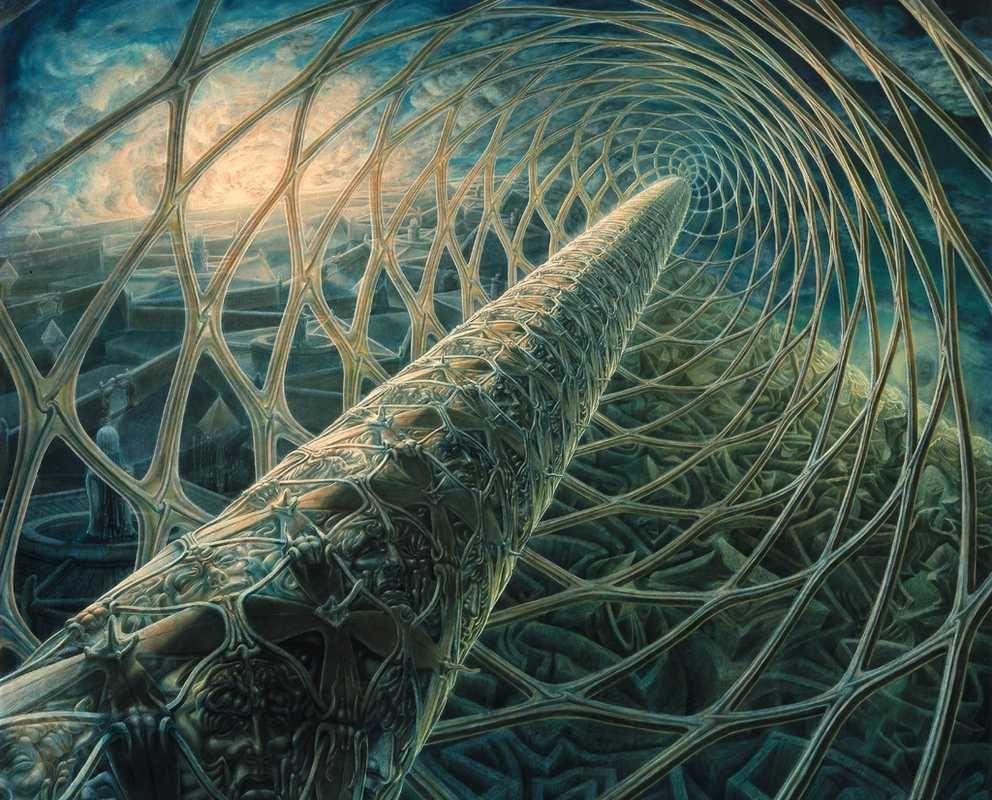 nous - un point dans l'immensité entrelacée de l'inconscient collectif ?