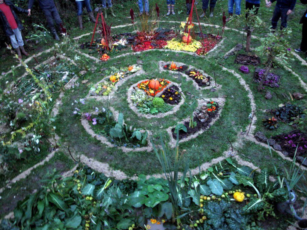 Jardins mandalas et permaculture le blog de imagiter for Jardin mandala