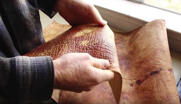 Adapter la pousse du mycélium afin d'obtenir des cuirs différents....