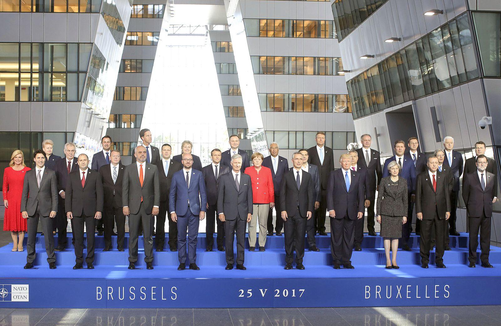 N'oublions pas l'OTAN !