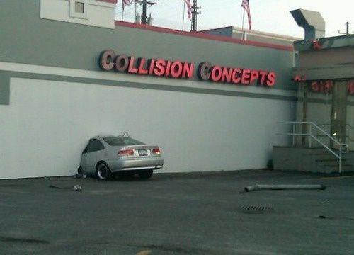 Collusions des collisions ?
