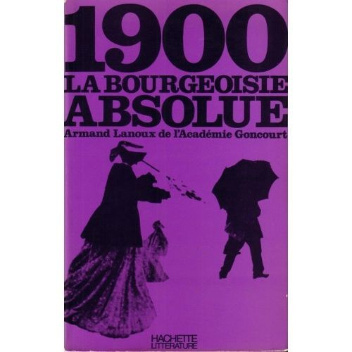 La bourgeoisie absolue