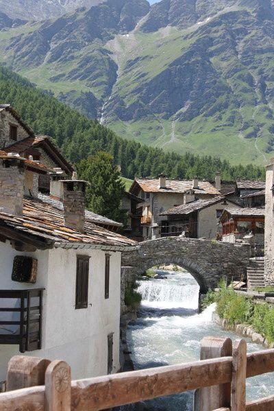 Saut de puce en Italie