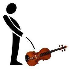 Comme si on avait pissé dans un violon...