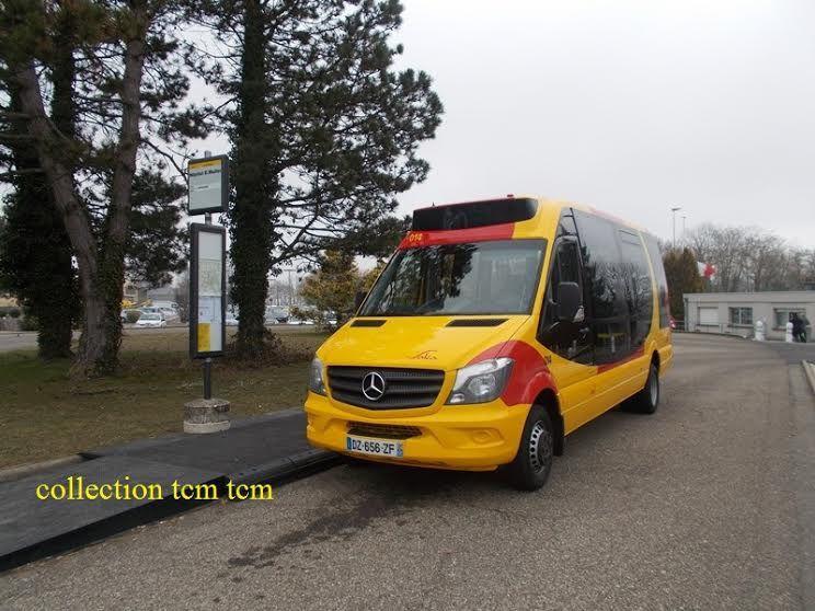 Nouveau mini bus...