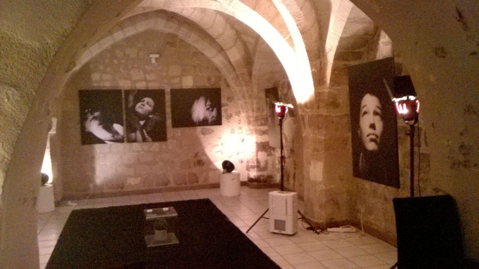 L'exposition de &quot&#x3B;L'autre côté du regard et autres facéties&quot&#x3B; est encore ouverte samedi 29 avril de 10h30 à 18h
