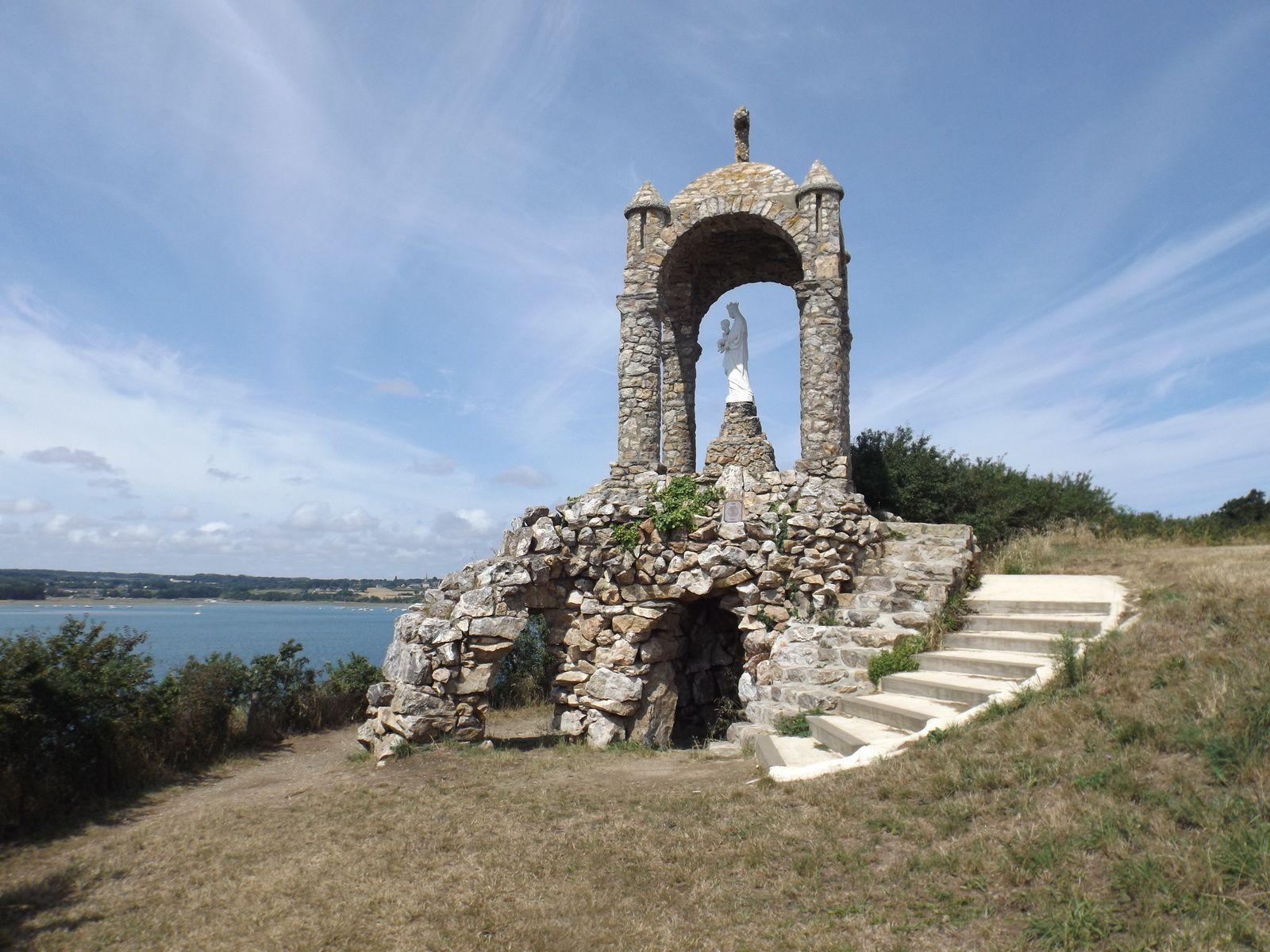 Notre Dame de Grainfollet à Saint Suliac