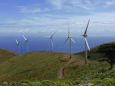 El Hierro aux Canaries, l'île autonome en énergie qui montre l'exemple