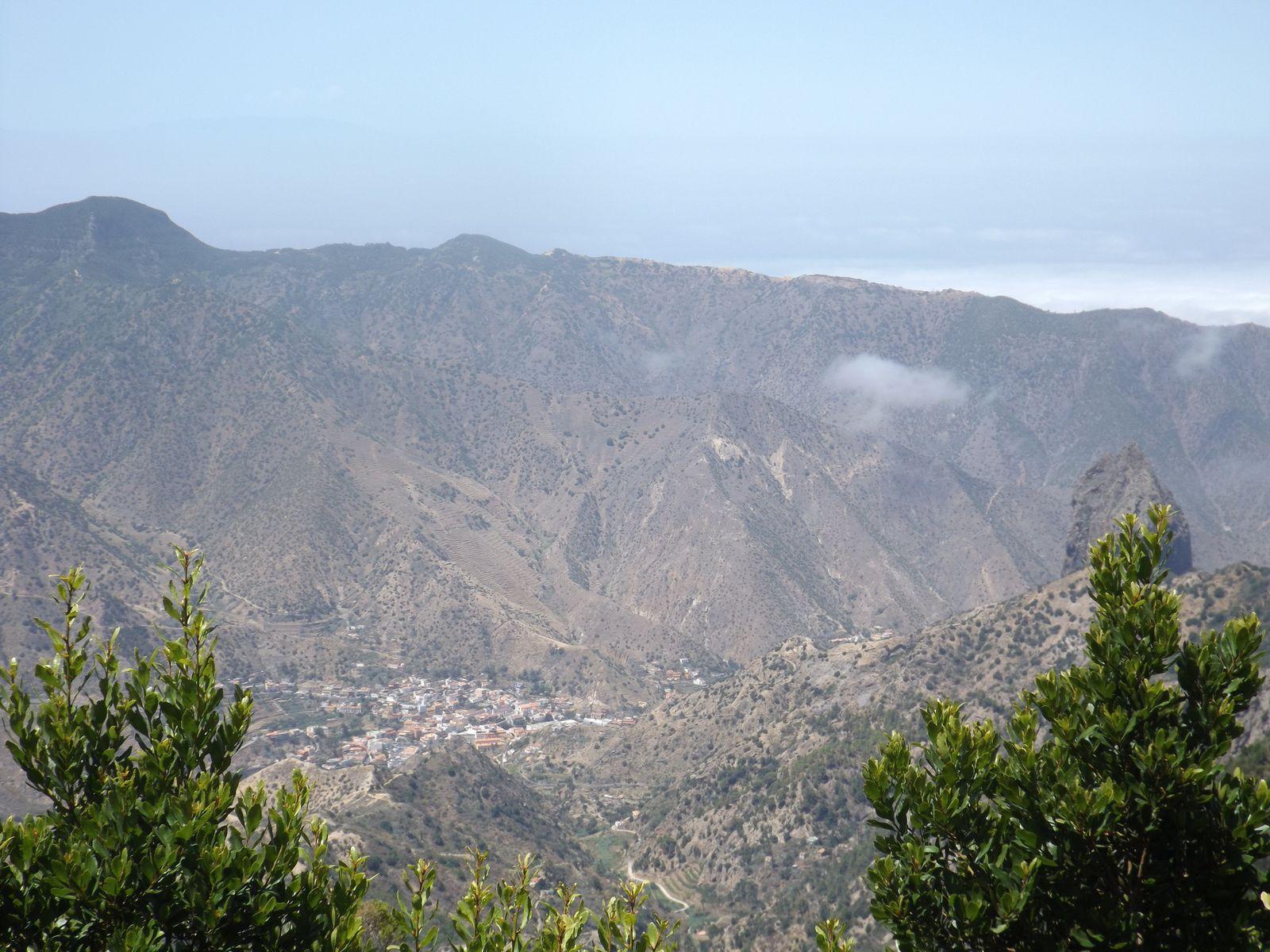 Les Canaries l'été - L'île espagnole de la Gomera