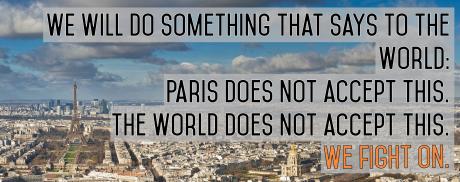 Paris doit être le Seattle du climat