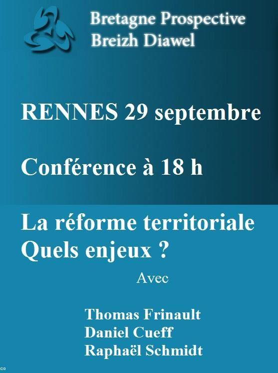 La réforme territoriale, quels enjeux ?