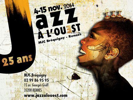Jazz à l'Ouest célèbre déjà en fanfare son 25e anniversaire