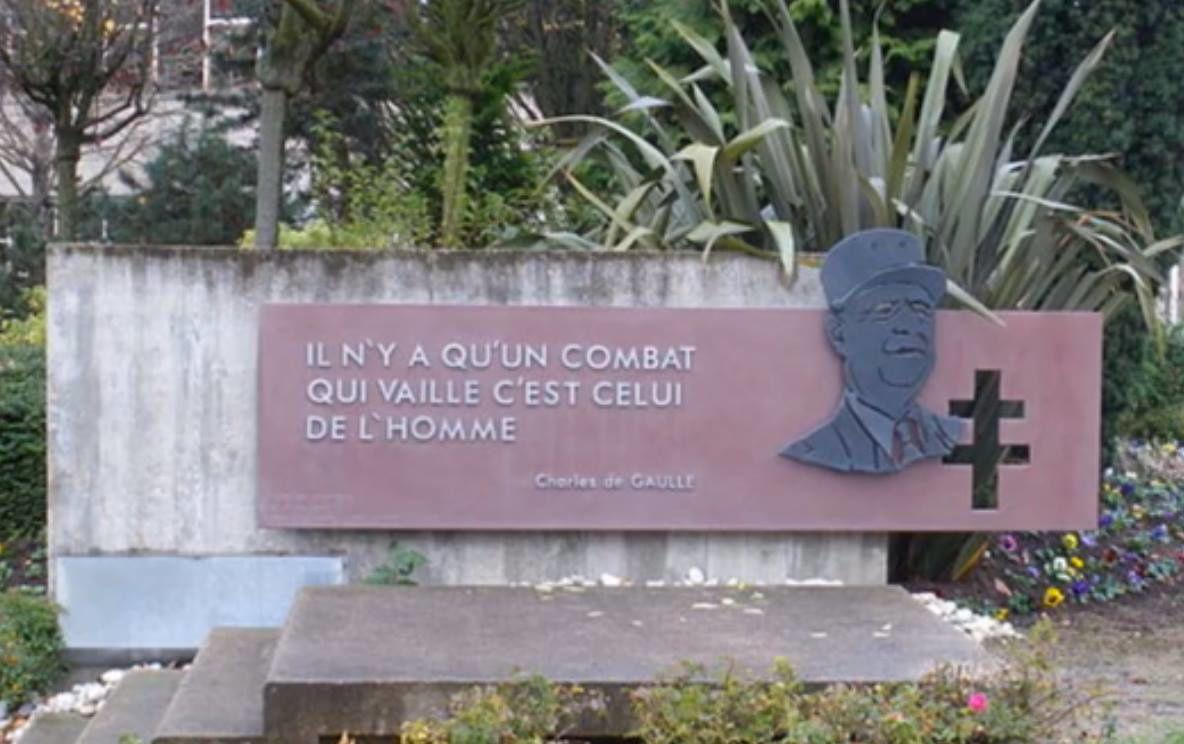 9 novembre 2014 : 44ème anniversaire de la disparition de Charles de Gaulle