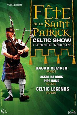 La Saint Patrick 2013 au Zénith de Nantes