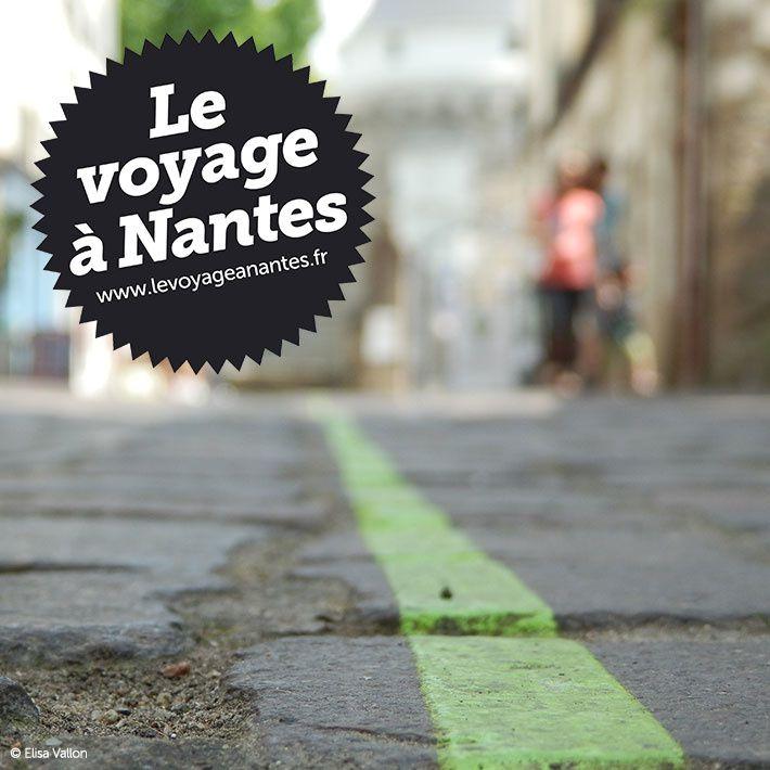 Le voyage à Nantes édition 2015 : Suivez la ligne verte