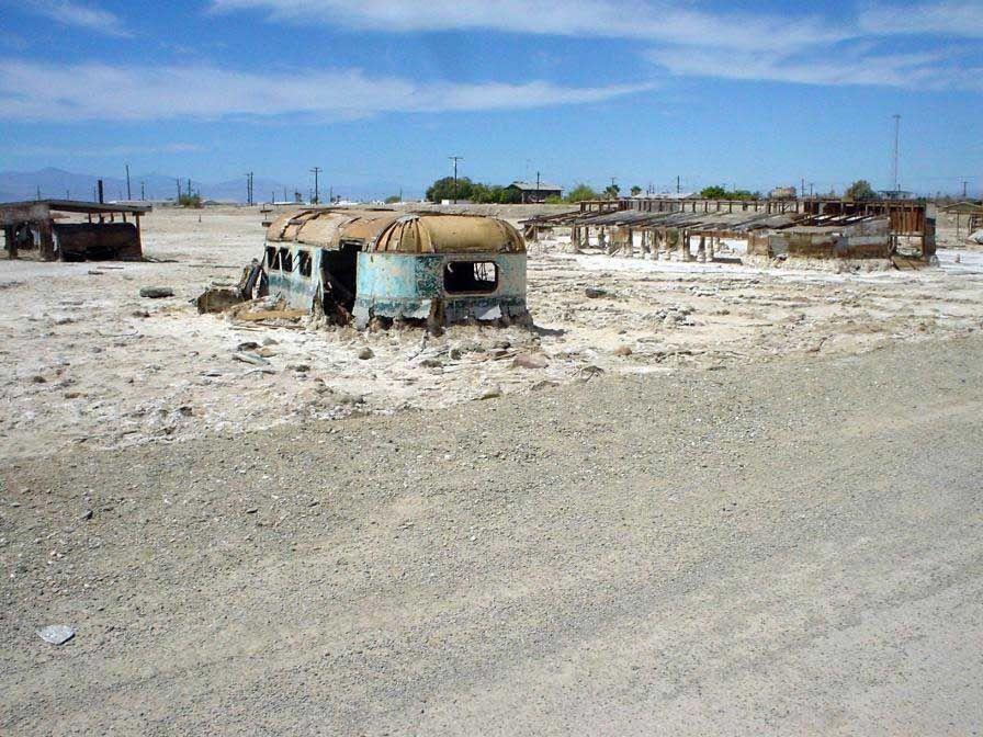 La Salton Sea, la menace écologique de la Californie