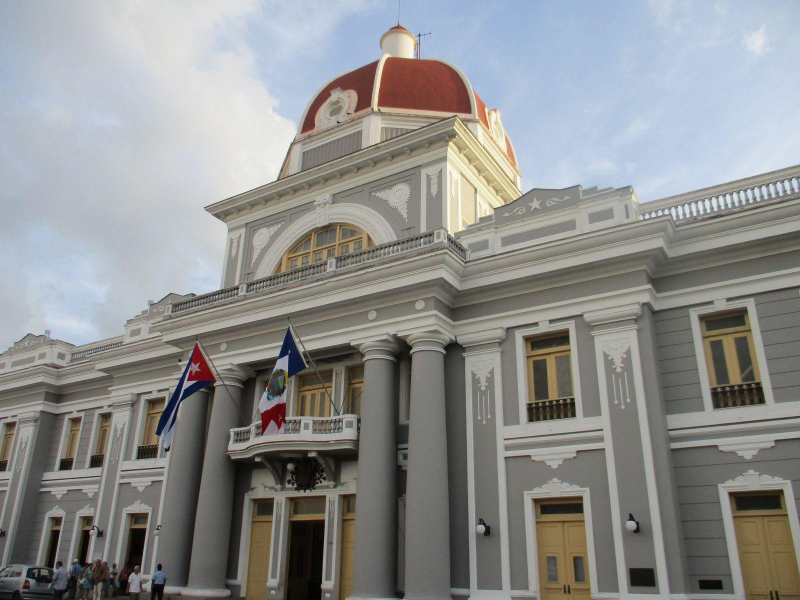 La Mairie de Cienfuegos