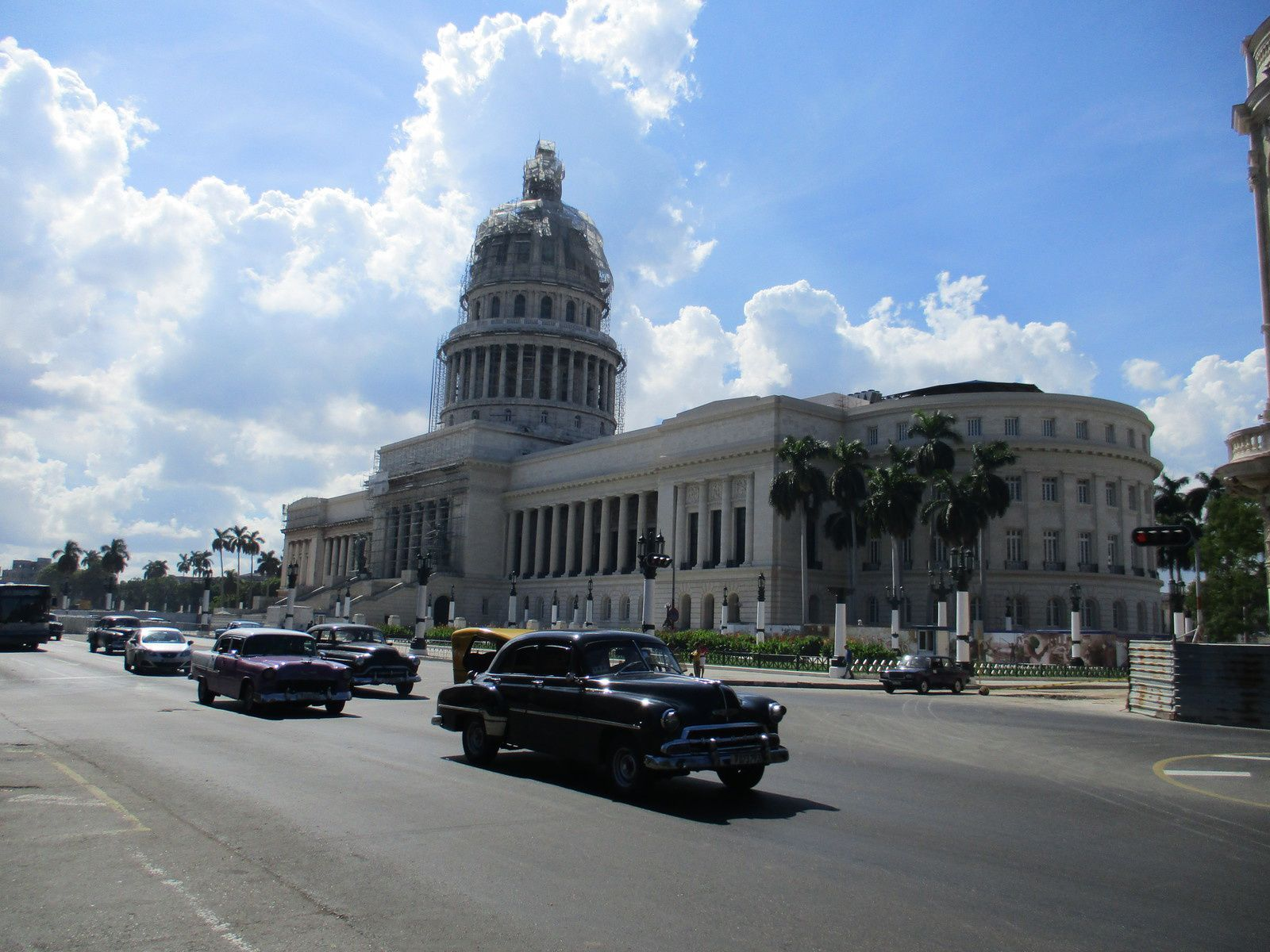 La Havane en reconstruction