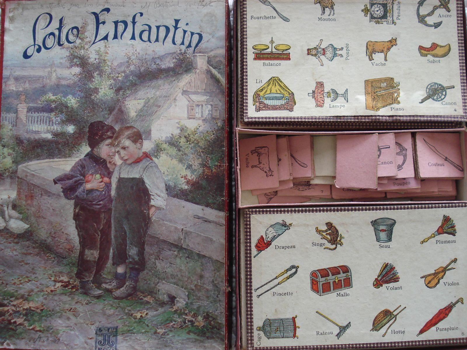 jeux JJF  (a) lotos,cubes,puzzles,etc...