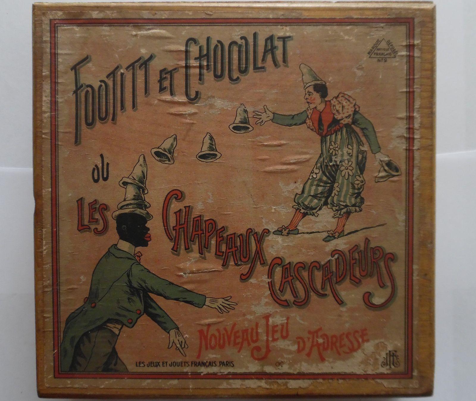 Footitt et Chocolat, par JJF