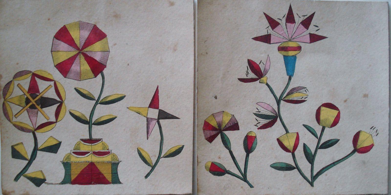 Flora, le jeu des fleurs...