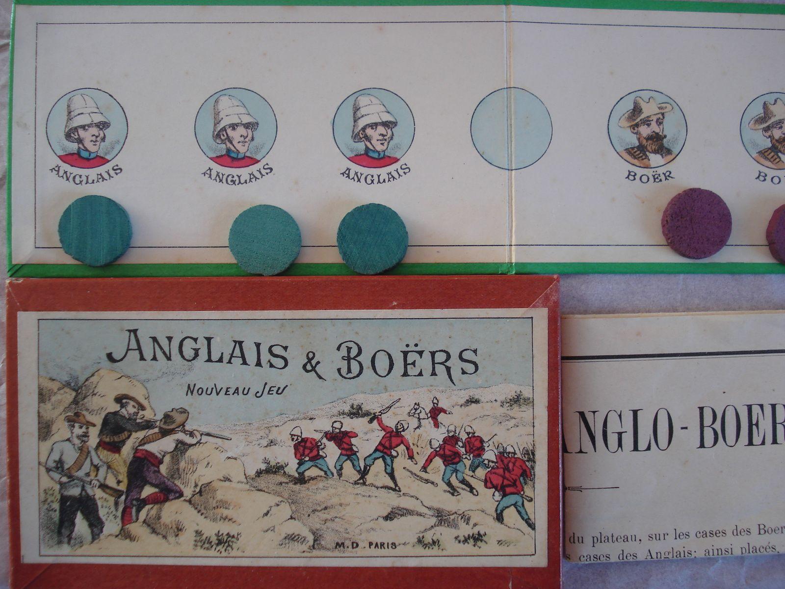 La guerre des Boers ,du sang et de l'or...