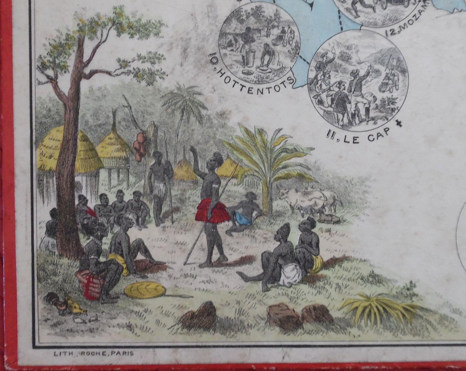 traversée de l'Afrique