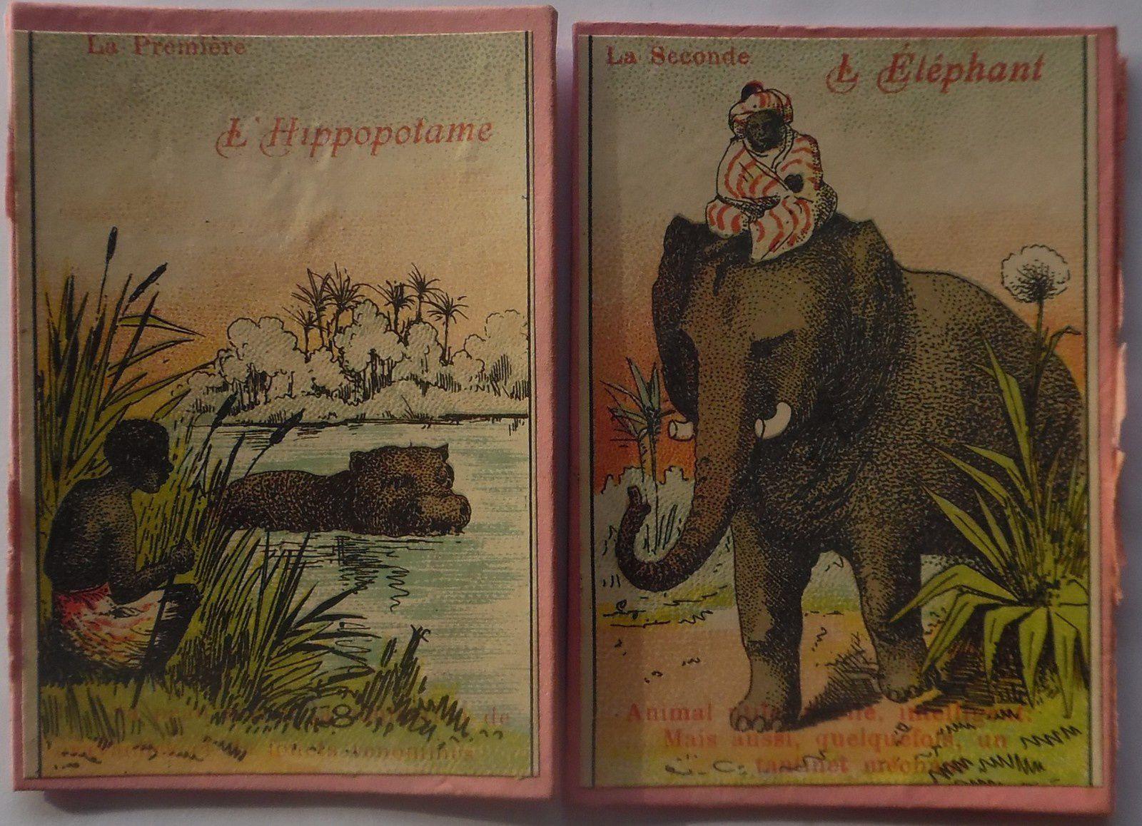 Un éléphant ça trompe énormément...