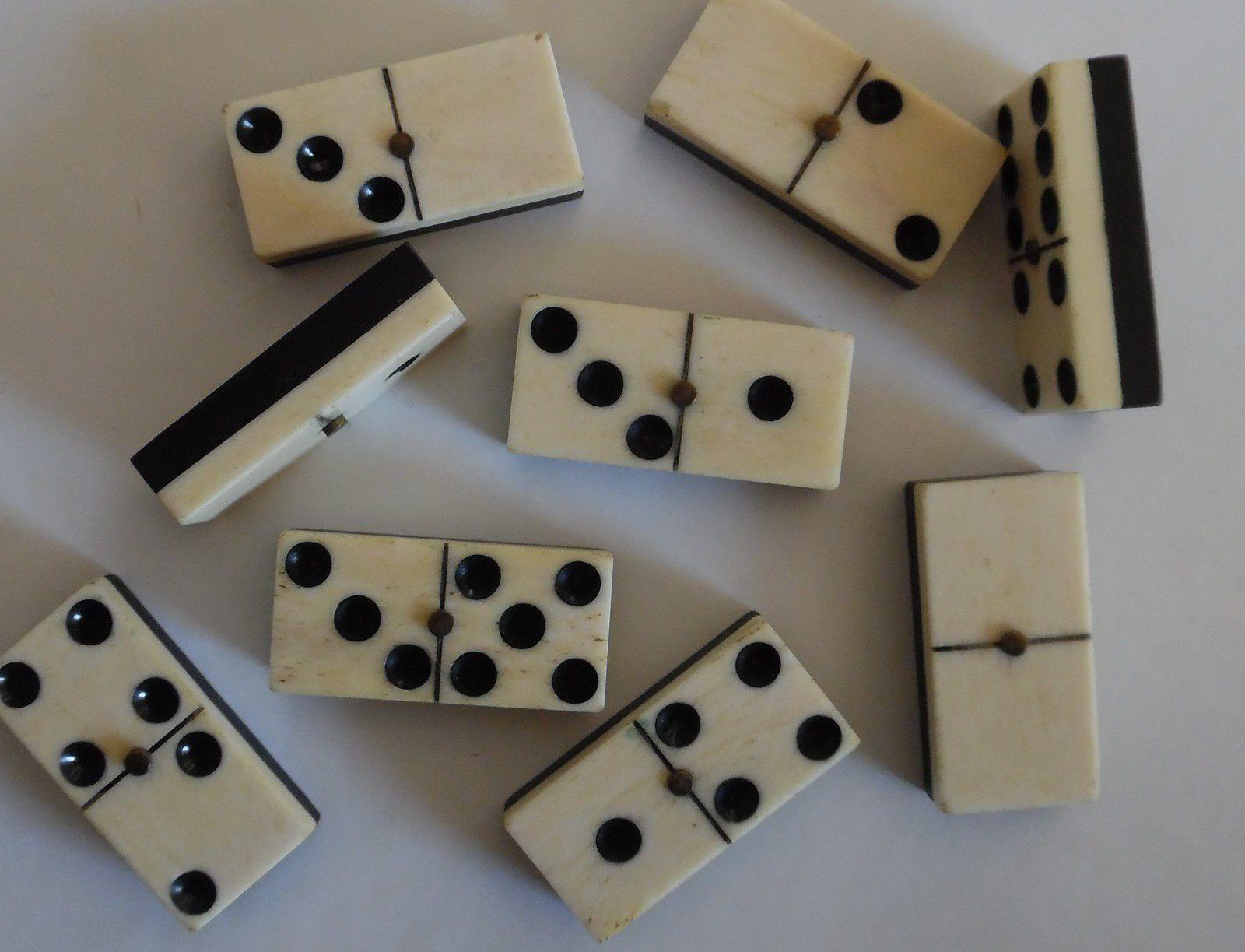 grands dominos,épaisseur d'os 6 mm