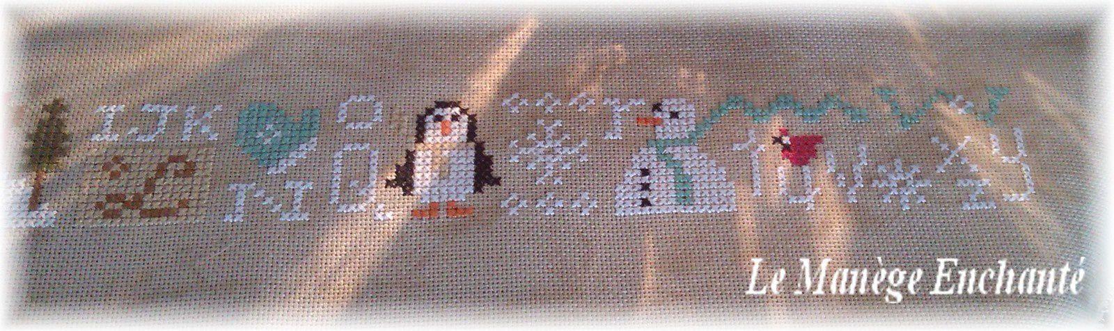 Snowy string de Lizzie Kate ...