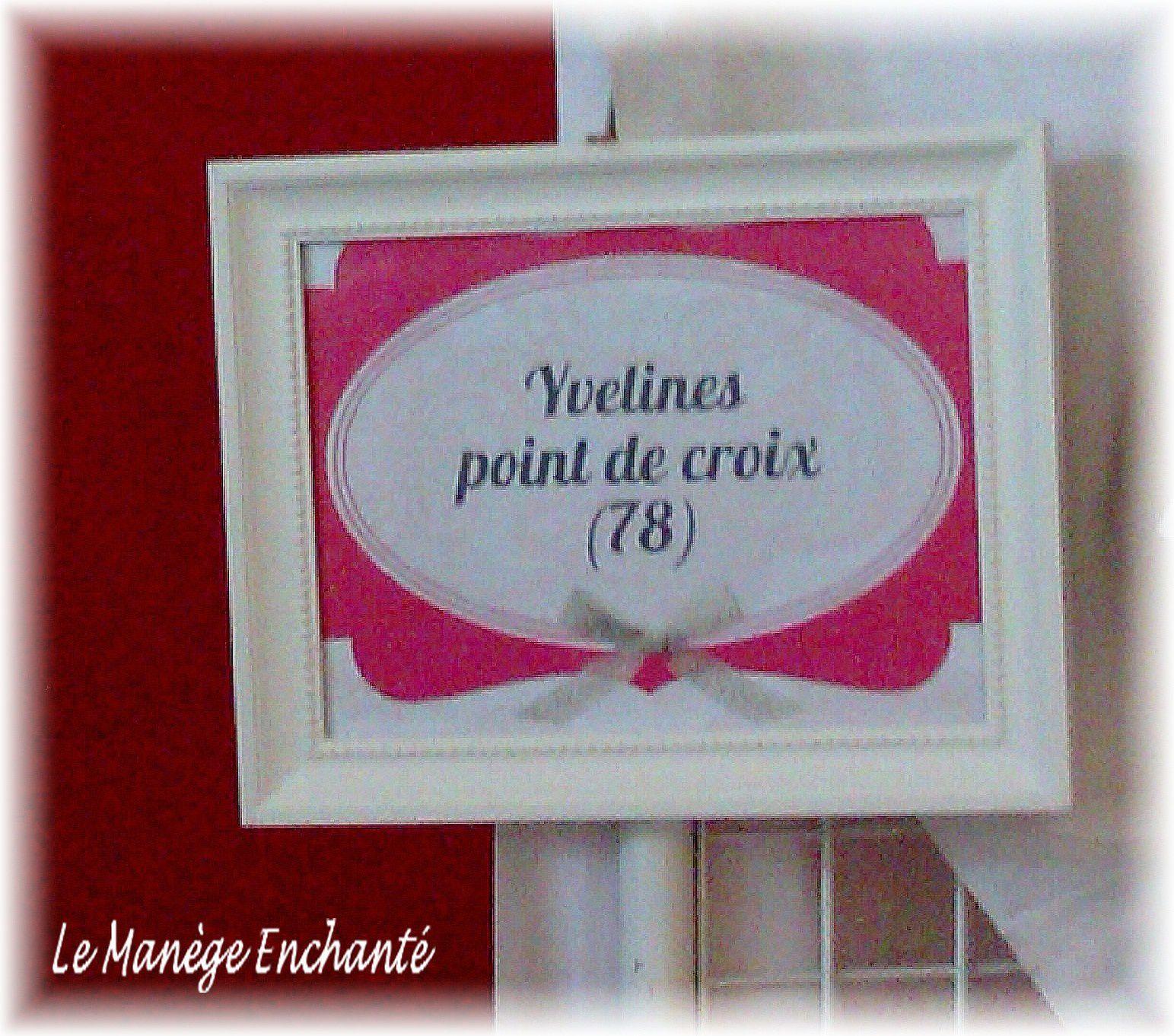 1er Festival de brodeuses en Touraine ...La suite ...