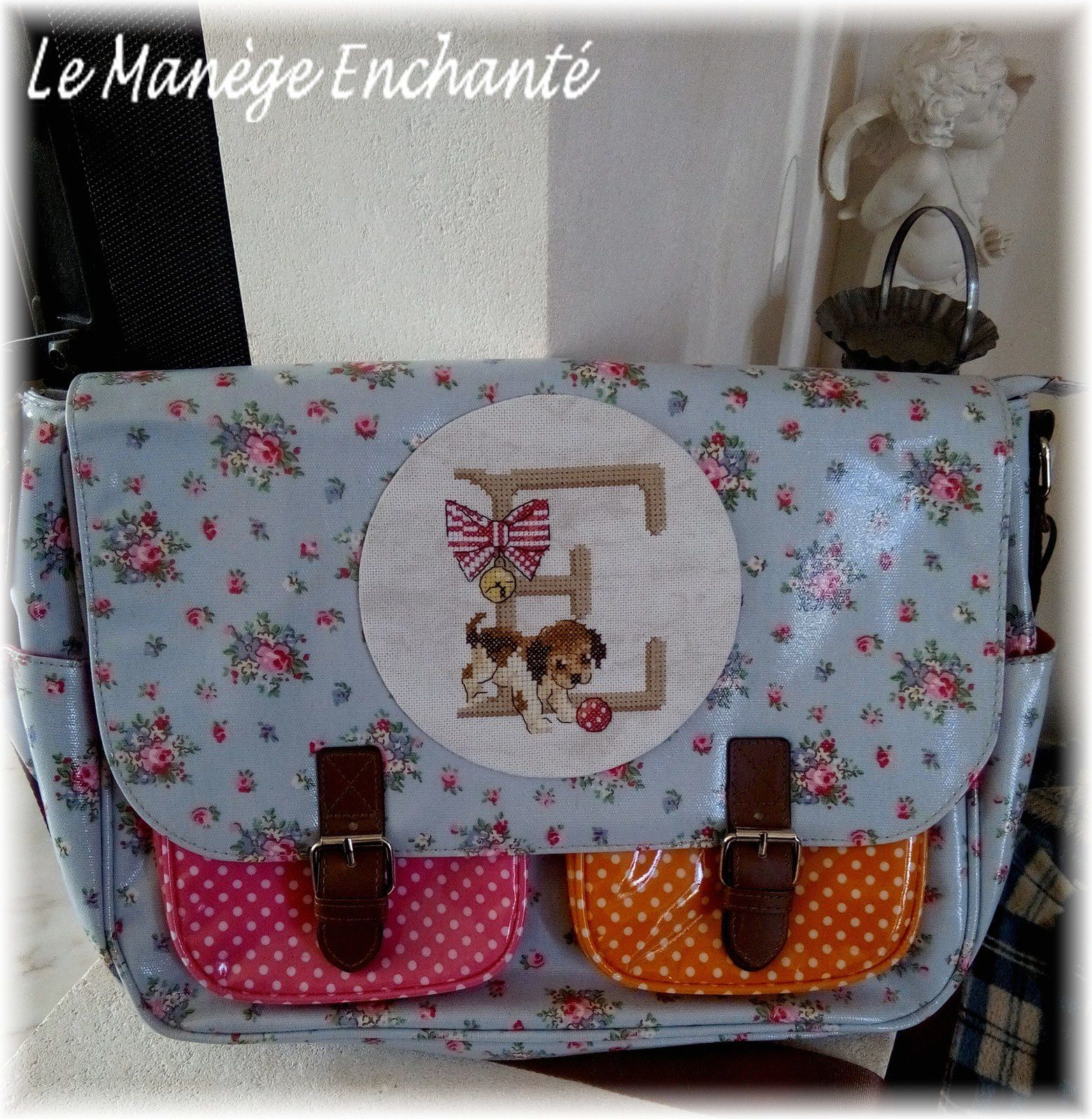 Sac customisé !
