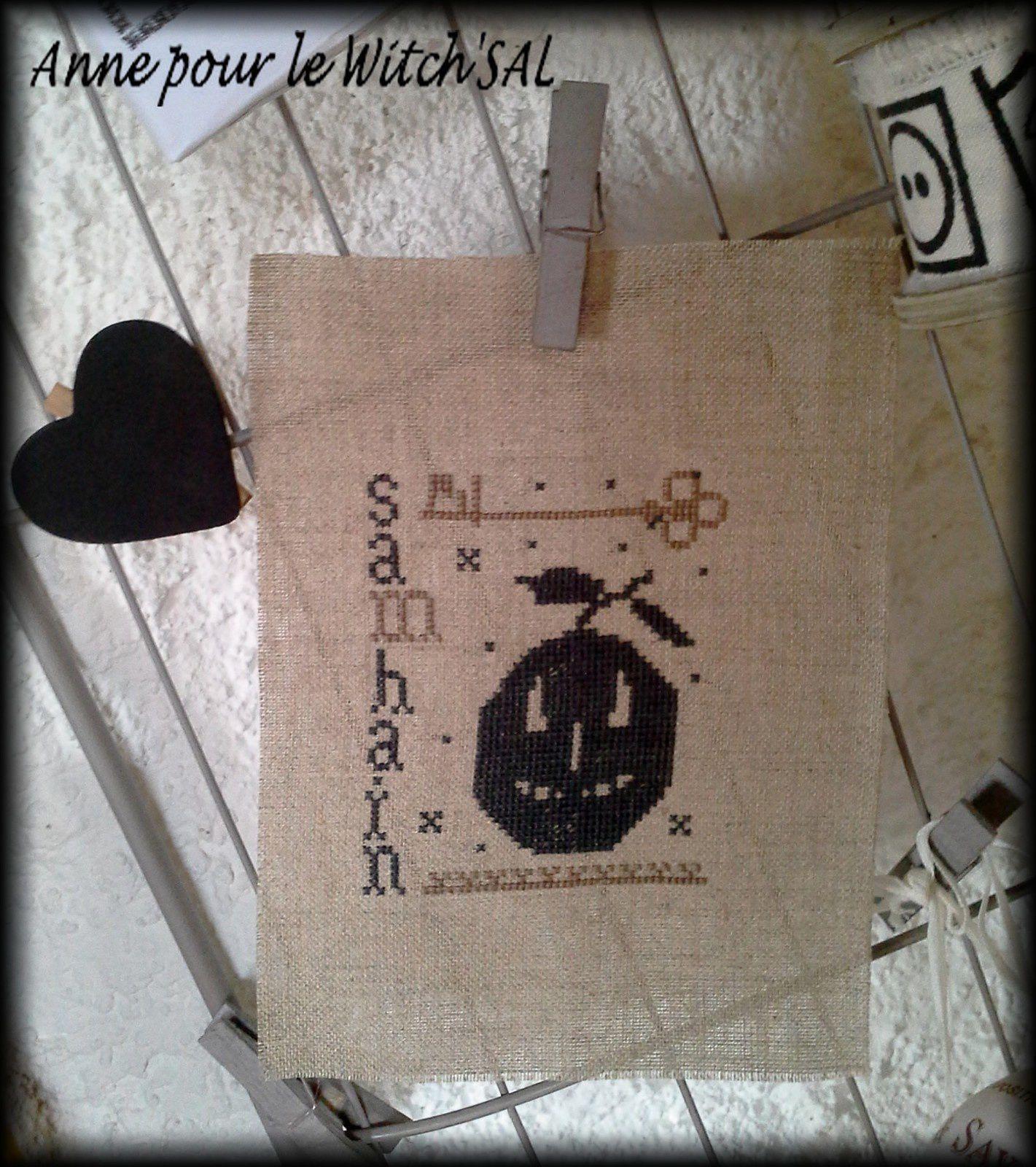 Witch 'SAL 2016 ...2ème RDV ...