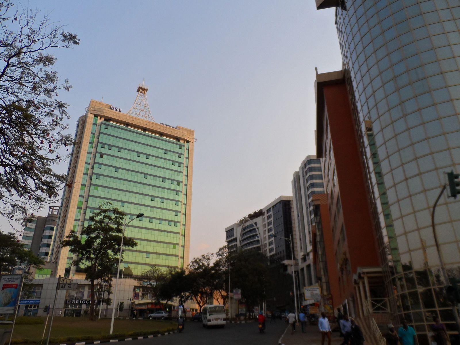 Kigali, presque l'Afrique