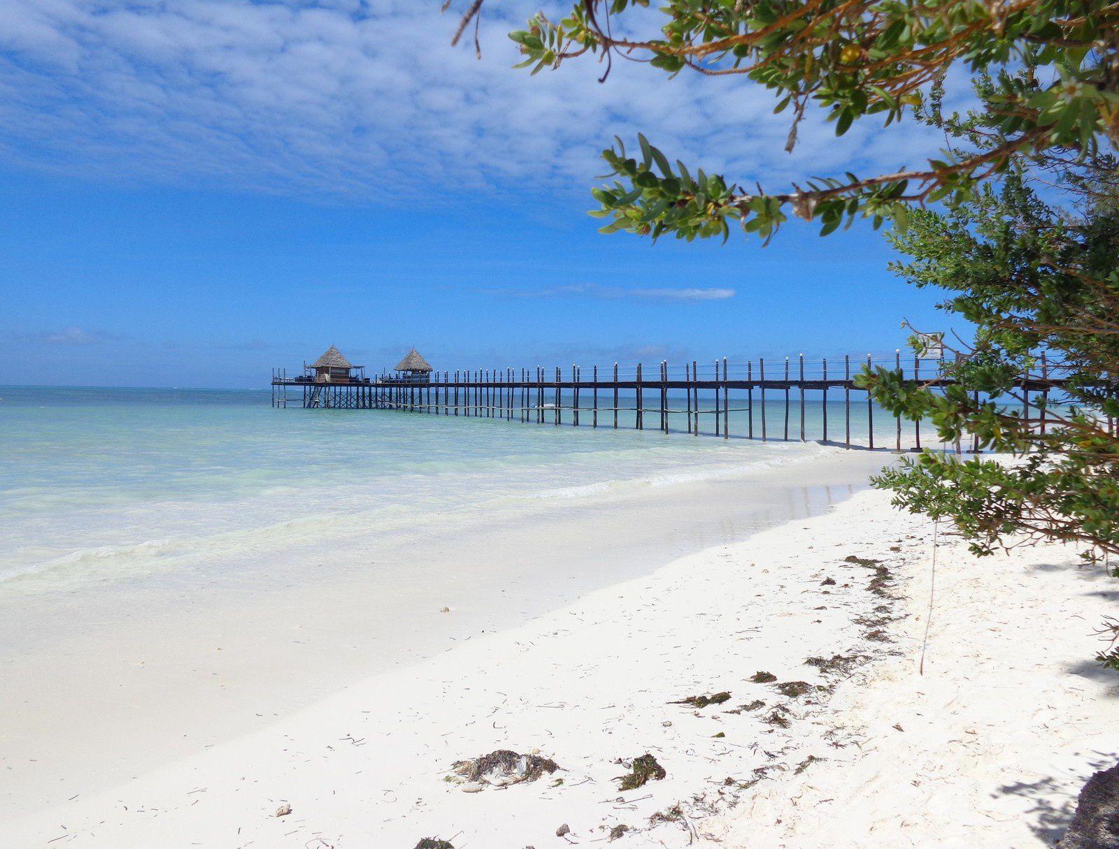 Zanzibar, les plages de rêve