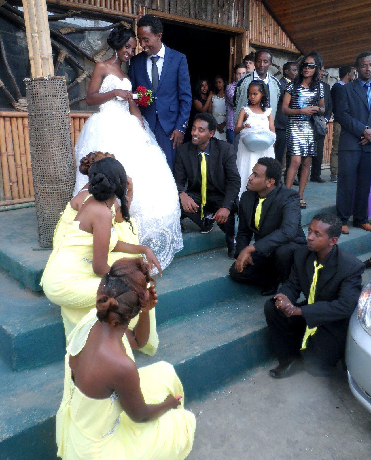 Se marier en Éthiopie