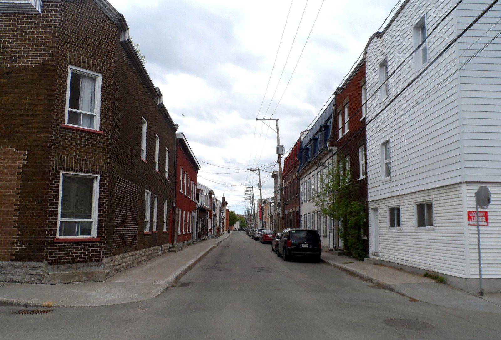 Québec l'historique