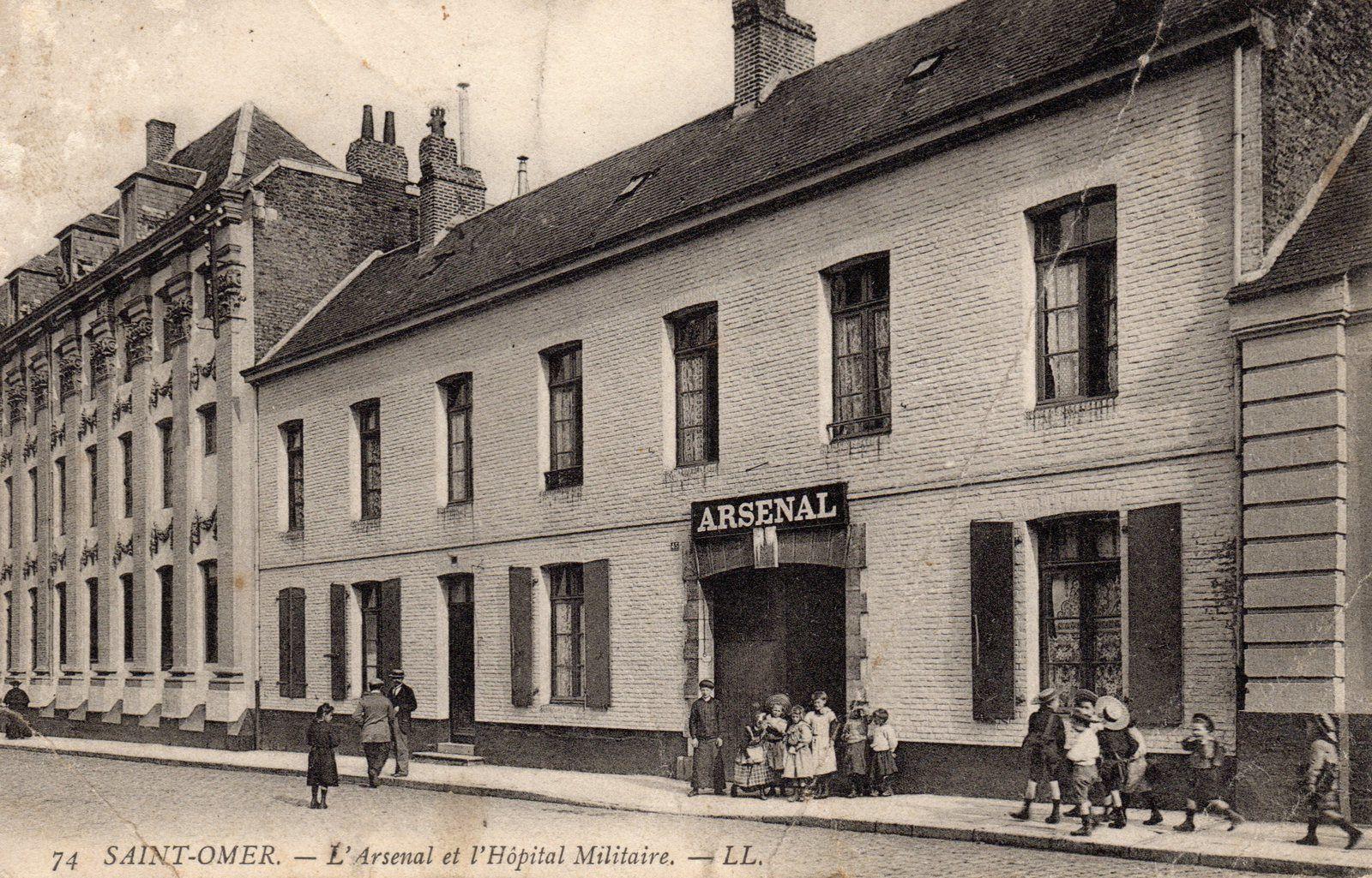 Saint-Omer, à l'ancienne