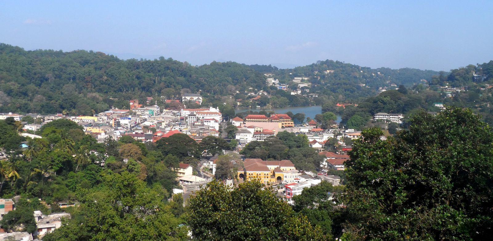 Sri Lanka, Colombo au pays de Kandy