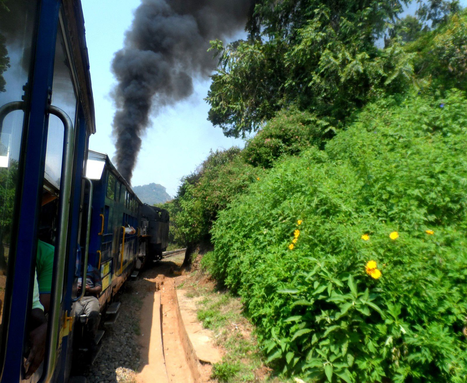 Mettupalayam-Ooty, train mythique