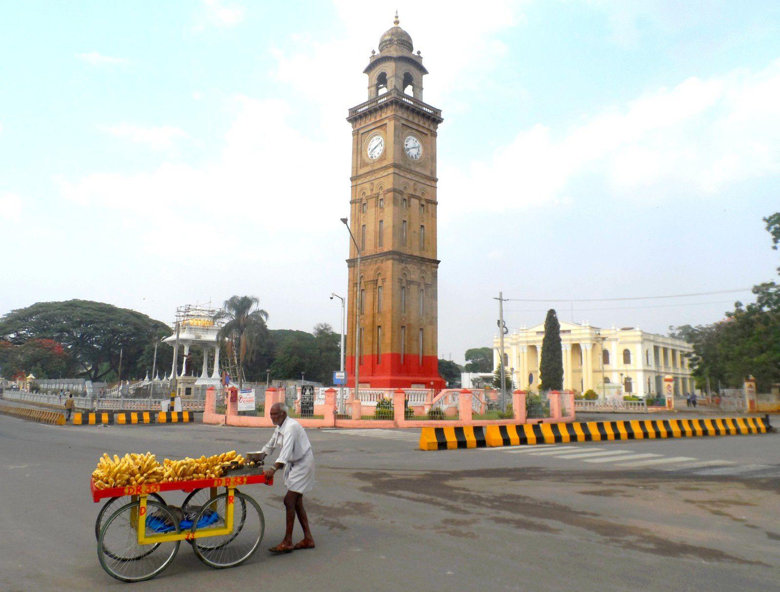 Le maharadjah de Mysore