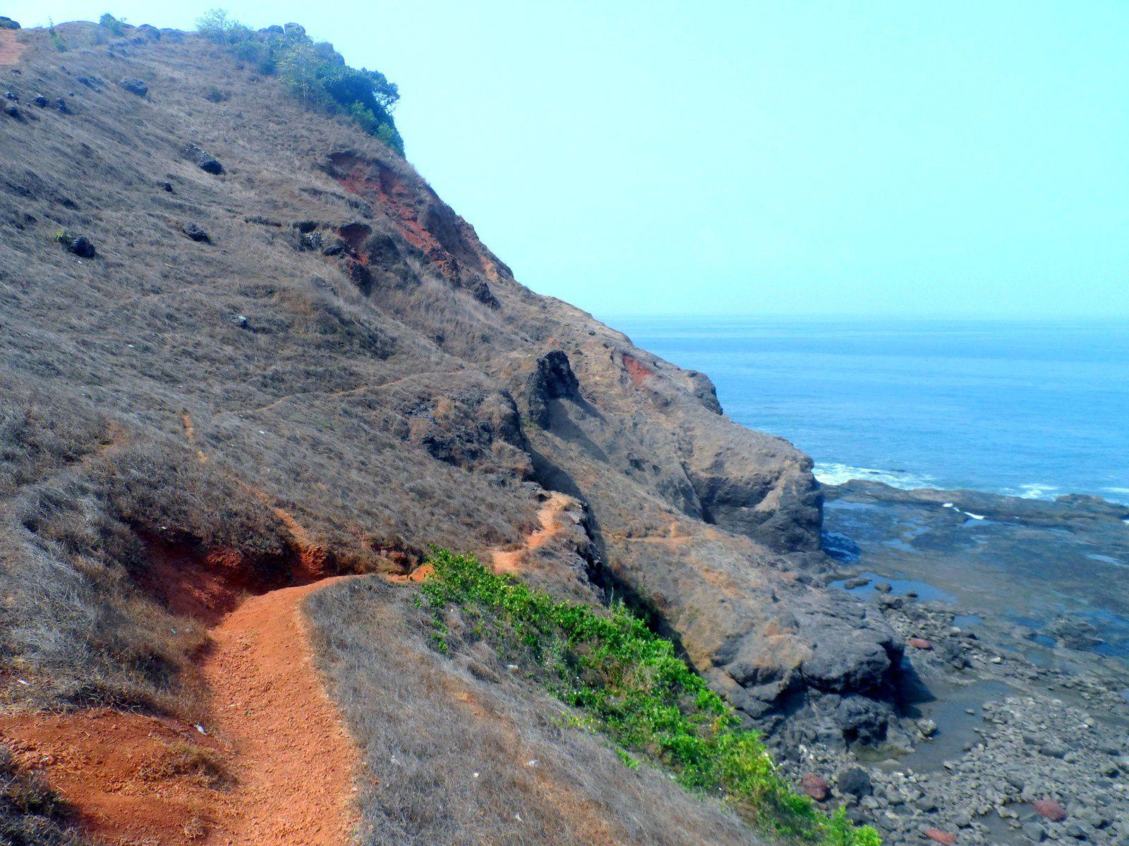 Ratnagiri, Raigad : l'Inde au plus profond