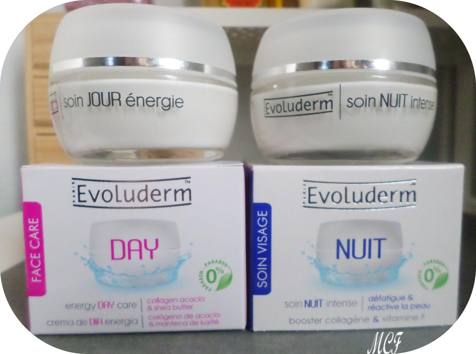 Crème de Jour : J'ai testée la gamme évoluderm !