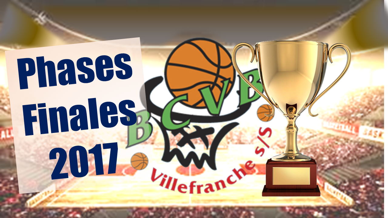 PHASES FINALES 2017