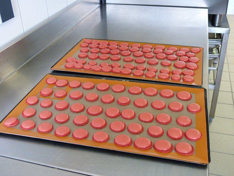 Les macarons de Mr Vaille